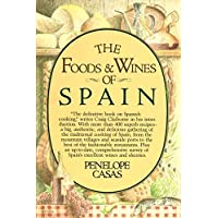 Food and Wine of Spain: A Cookbook