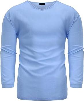 Buyaole, Camiseta Hombre 30 AñOs, Camisa Hombre Invierno, Sudadera Hombre Invierno, Polo Hombre Verde Caqui, Blusas Fiesta: Amazon.es: Ropa y accesorios
