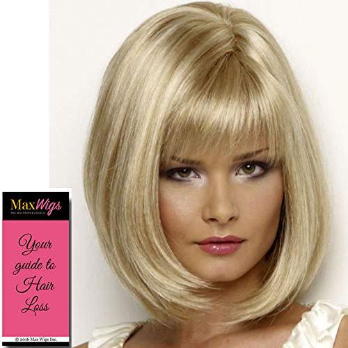 Paige Petite Cap Color LIGHT BLONDE - Envy Wigs 11
