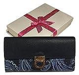 Michael Kors Bridgette Flap Wallet (Admiral)