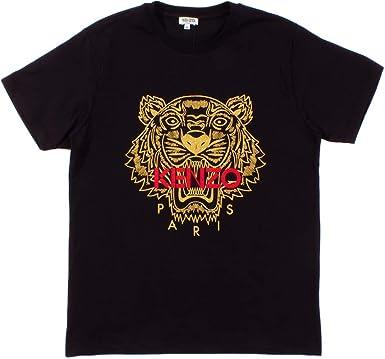 Kenzo Tiger T-Shirt Hombre: Amazon.es: Ropa y accesorios