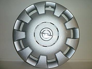 Juego de Tapacubos 4 Tapacubos Diseño de Opel Astra a Partir de 2004 r 15 () Logo Cromado: Amazon.es: Coche y moto