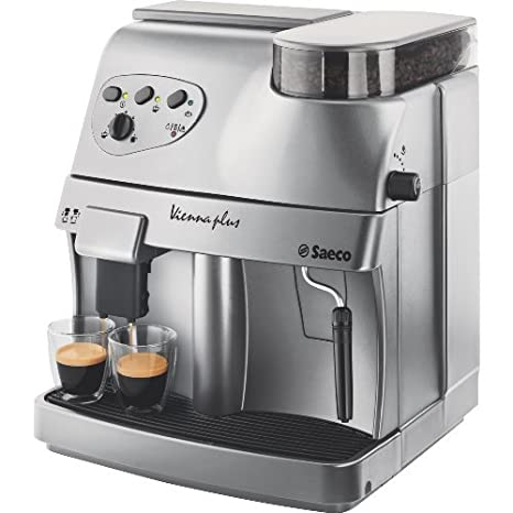 Amazon.com: Philips Saeco Viena Plus automática espresso ...