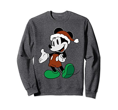 Christmas Mickey Mouse Long Sleeve