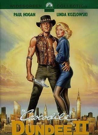Crocodile Dundee Ii Dvd 1988 Region 1 Us Import Ntsc Amazon Co Uk Dvd Blu Ray