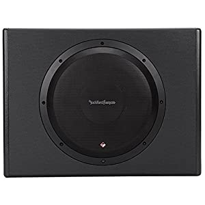 Rockford Fosgate P300-12 Punch 300 Watt Powered Loaded 12-Inch Subwoofer Enclosure