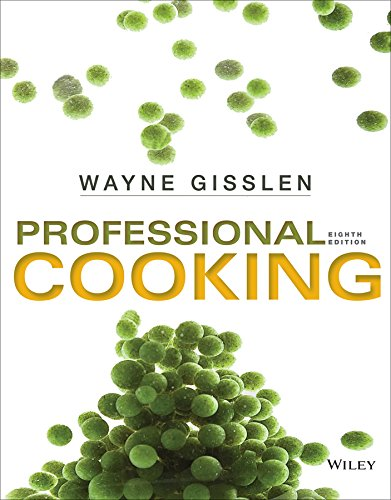 Cooking Products Ranges - Professional Cooking 8e + WileyPLUS Registration Card