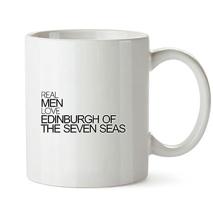 Idakoos Real Men Love Edinburgh Of The Seven Seas