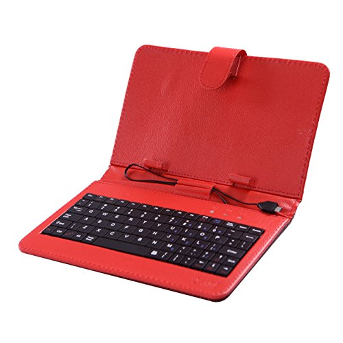 HDE Diamond Leather Folding Keyboard