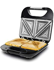 Tosti apparaat Cecotec Rock'nToast Fifty-Fifty 750W Roestvrij staal (V1704338)