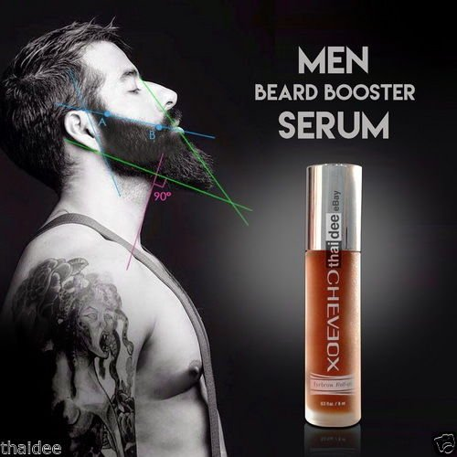 0cfb5967a5a Buy MEN Beard Growth Serum Rapid Grow Facial Hair Mustache Beard Sideburns  Eyebrows Online at Low Prices in India - Amazon.in