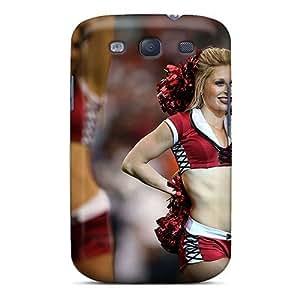 JWdJnuH6540GWAXJ Case Cover Amanda Arizona Cardinals Cheerleaders Galaxy S3 Protective Case