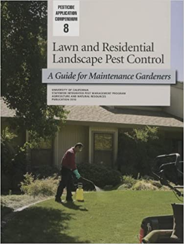Lawn and Residential Landscape Pest Control: A Guide for Maintenance Front Lawns Without Gr on