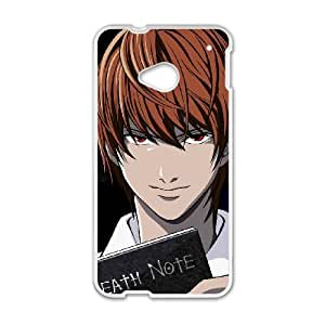 Death Note HTC One M7 Cell Phone Case White 82You379141