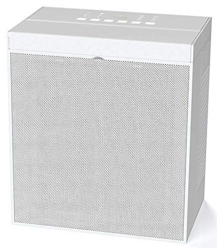 Air Oasis iAdaptAir Purifier (S), Perfect for Allergies, Pets, Smokers, Mold – with HEPA Filter, Carbon Filter, UVC, Ionizer For Sale
