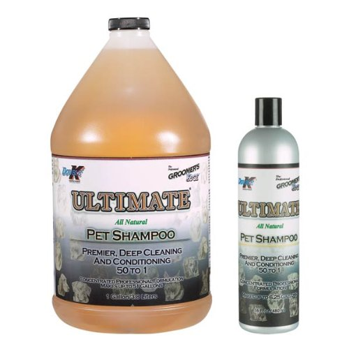 Groomers Edge Ultimate Shampoo, My Pet Supplies