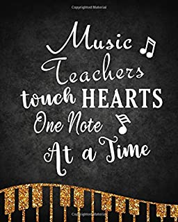 Adventures of A Music Teacher: A Journal of Quotes: Prompted Quote