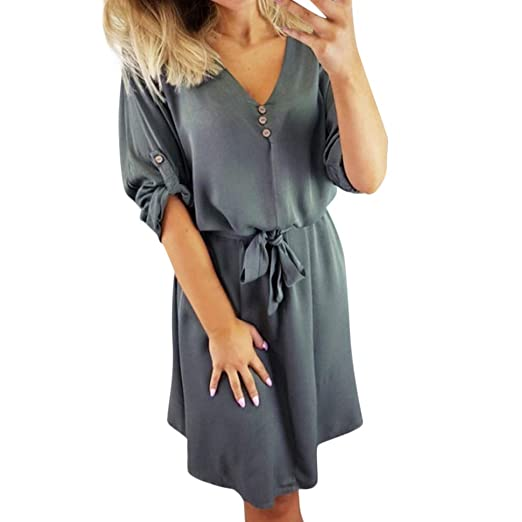 f2de77bd449 Image Unavailable. Image not available for. Color  AMSKY Dress for Girls