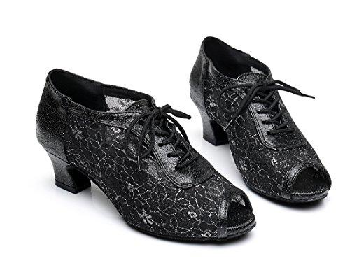 MGM Black Joymod Ballerine Donna 5cm 0Ux0Xrq