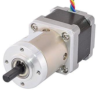 19: 1 engranaje planetario NEMA 14 Stepper Motor impresora cámara ...