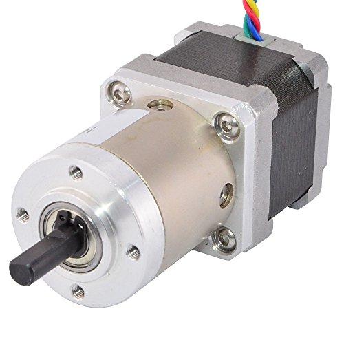 19:1 Planetary Gearbox Nema 14 Stepper Motor Printer Camera Robotics DIY CNC by STEPPERONLINE