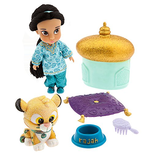 (Disney Animators' Collection Jasmine Mini Doll Play)