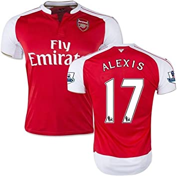 5e487a21e Arsenal Youth Kids Soccer Jersey with Matching Shorts (Youth L (8-10y)