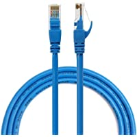 Alfais 4612 Cat6 Ethernet Patch İnternet Kablosu, 10 m