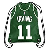 FOCO Boston Celtics Kyrie Irving #11 Official Drawstring Gym Backpack