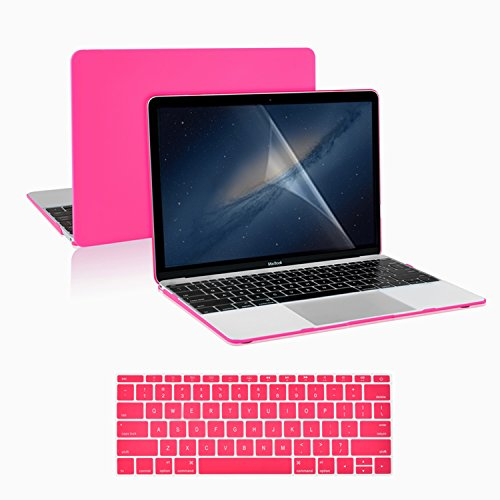 TopCase Rubberized Matching Keyboard Protector