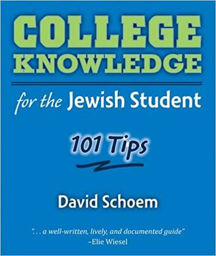 how to be jewish 101