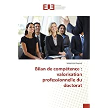 BILAN DE COMPETENCE   VALORISATION PROFESSION