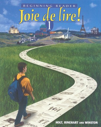 Allez, viens!: Joie de lire! Beginning Reader Level 1