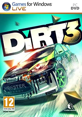 Image result for Dirt 3 cover pc