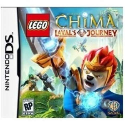with Nintendo DS LEGO Games design
