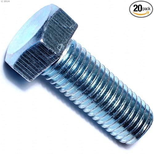 Piece-20 3//4-10 x 2 Hard-to-Find Fastener 014973257637 Coarse Hex Bolts