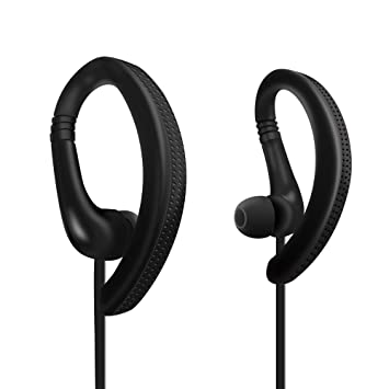 GIM Wireless Bluetooth Auriculares Auriculares Auriculares Inalámbricos Auriculares de Sweatproof Deportes Correr estéreo para iPhone, iPad, Samsung, ...
