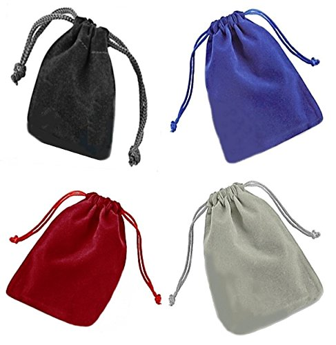 Medium Drawstring Pouch - 1