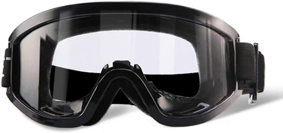 AISE Gafas de Seguridad, Trabajo al Aire Libre Gafas Anti-Impacto a Prueba de Viento, Anti-empañamiento Gafas de Seguridad de fábrica a Prueba de radiación Gafas de Trabajo de protección