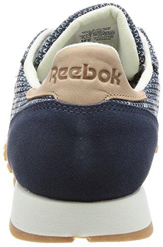 Leather Craie Baskets smoky Bleu Ebk Indigo Gum Cl Pour Hommes Reebok Nuage Gris 5ZP1w1