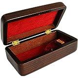 Pipa in legno scatola regalo + pulizia in ottone strumento 3in 1Tamper Alesatore