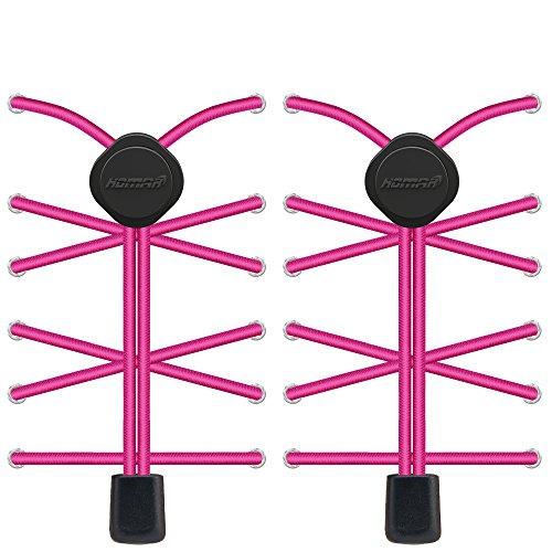 Tie Shoelace Locks Kids Adults product image
