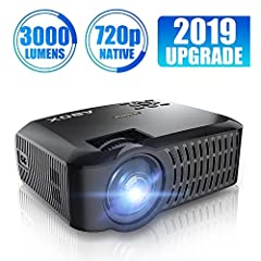 See the Wonders with ABOX A2 Projectors ABOX projector is the ultimate high-brightness projector today. As a superior top-quality projector with a native wide-screen aspect ratio, native 1280*720 resolution(support 1080p) and light output of ...