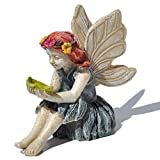 1 X Miniature Garden Fairy Amy For Sale