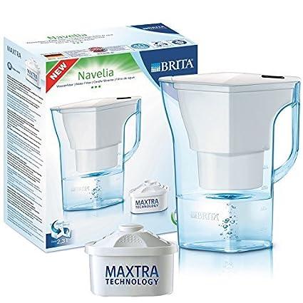brita navelia cool memo water filter jug and cartridge white rh amazon in