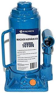 Macaco Hidraulico Tipo Garrafa Bremen 10 Toneladas 8216