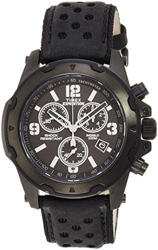 Timex-TW4B01400-Mens-Expedition-Analog-Shock-Black-Chrono-Watch