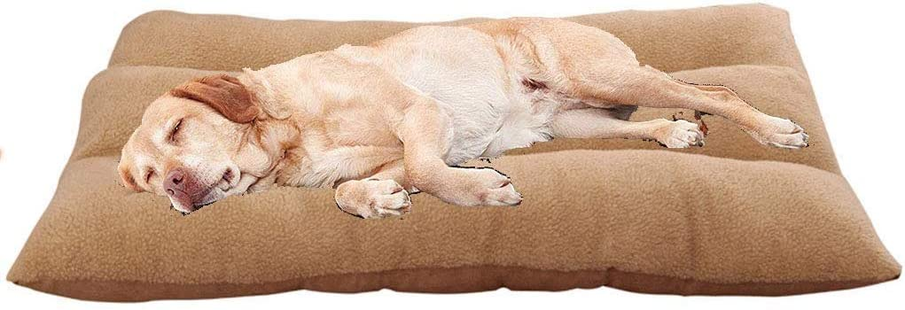 Cama del Perro Cama del Gato del Perro Almohada del Animal doméstico Colchón Almohada del Gato del Animal doméstico Cojín de la Estera del Perro Cojín Lavable del Perro Cubierta Suave calien