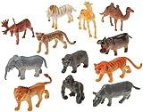 #5: US Toy Mini Wild Animals Action Figure
