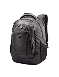 Samsonite Tectonic 2 Medium Laptop Backpack. 12 X 9 X 17, Black, International Carry-On